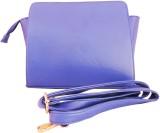 Kion Style Women Blue Leatherette Sling ...