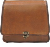 Pranjals House Women Brown Leatherette M...
