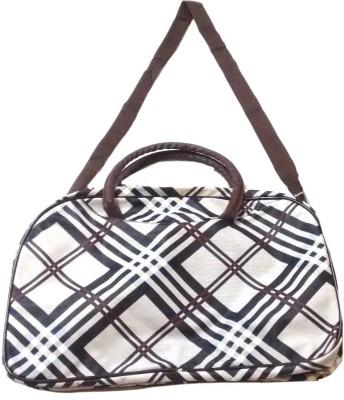 Navigator Women Brown Polyester Sling Bag