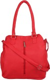 Gracetop Women Red Linen Sling Bag