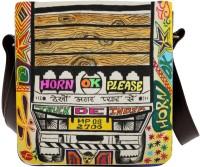 Rang Rage Women Multicolor Canvas Sling Bag