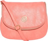 Lino Perros Women Pink Leatherette Sling...