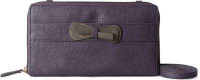 Baggit Women Purple  Clutch