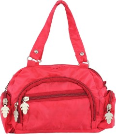 Mpkart Men, Boys, Girls, Women Red Polyester Hand-held Bag