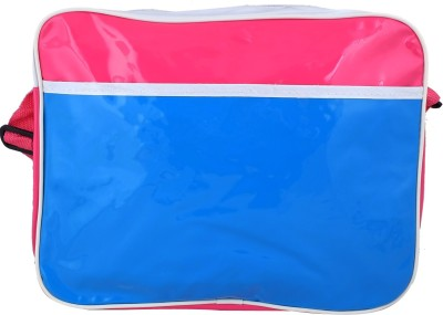 Super Drool Girls, Boys Pink PU Sling Bag