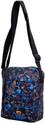 Yark Men, Women Casual Multicolor Polyester Sling Bag