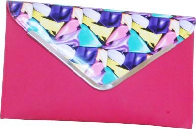 JTM Trading Girls Pink PU Sling Bag