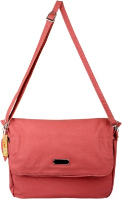 Spice Art Girls Casual Maroon Leatherette Sling Bag