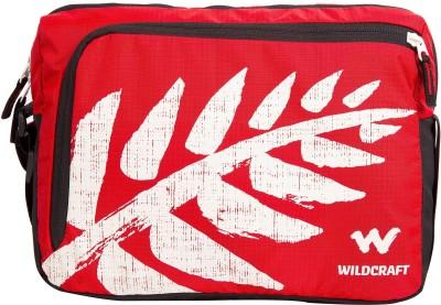 Wildcraft Men Red Polyester Sling Bag