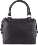 Cecille Women Black Genuine Leather Slin...