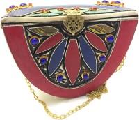 Nakkashee Women Multicolor Acrylic Sling Bag