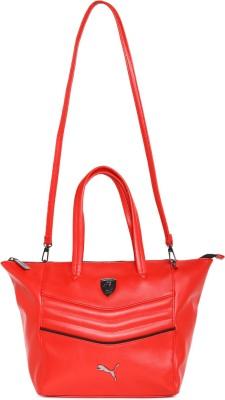 Puma Women Red PU Sling Bag