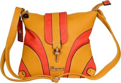 Tanishka Exports Girls, Women Multicolor PU Sling Bag