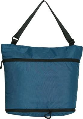 Wildcraft Women Casual Blue Nylon Sling Bag