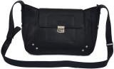 Rivory Bros Women Black Genuine Leather ...