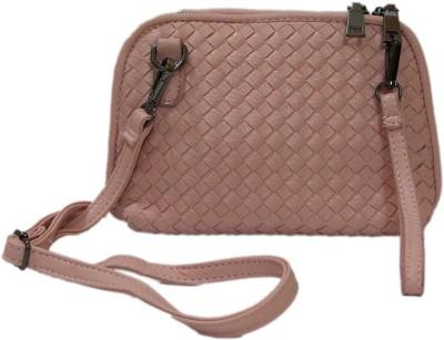 Ruff Girls, Women Pink PU Sling Bag