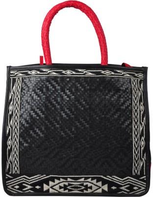 Goguava Women Black PU Shoulder Bag