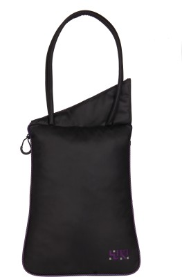 Wildcraft Women Casual Black Polyester Sling Bag