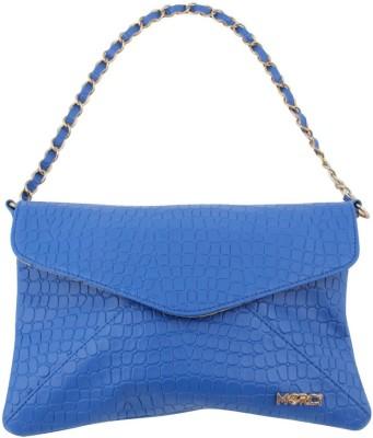 Merci Women Blue, Blue PU Sling Bag