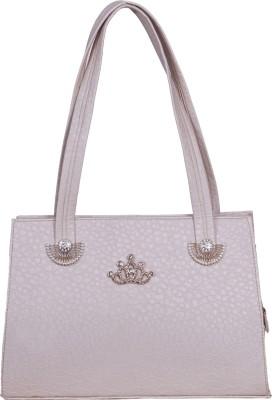 Kshipra Fashion Women, Girls White Genuine Leather Sling Bag