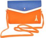 FabSeasons Women Casual Orange Velvet Sl...
