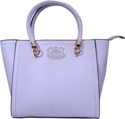 Ruff Girls White PU Hand-held Bag