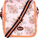 Be for Bag Women Pink Canvas Sling Bag