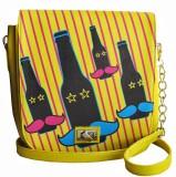 The Big Bag Theory Women Casual Yellow C...