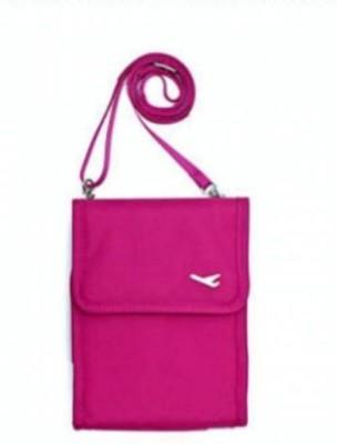 Ruby Girls Pink Canvas Sling Bag