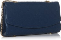 ToniQ Women Blue PU Sling Bag