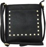 Madame Exclusive Women Black Leatherette...