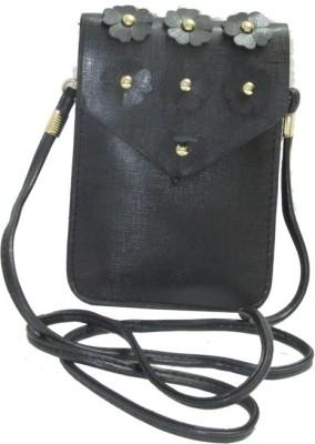 Laviva Women Black Flex Sling Bag