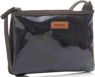 Peperone Girls, Women Grey PU Sling Bag