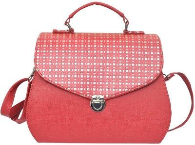 Hawai Women Pink PU Sling Bag
