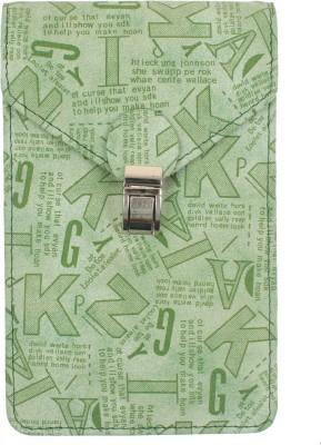 Dooda Women Green Leatherette Sling Bag