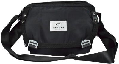 Cropp Men, Women Black Nylon Sling Bag