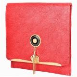Ayeshu Women Pink PU Sling Bag
