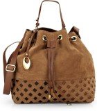 Phive Rivers Women Tan Genuine Leather S...