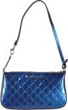 Giordano Women Blue Genuine Leather Shou...