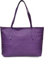 Joker & Witch Women Purple PU Sling Bag