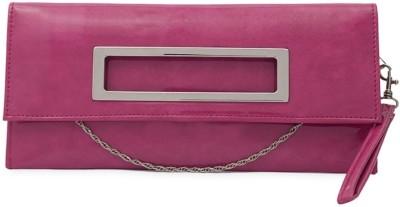 SkyWays Women Casual, Evening/Party Pink PU Sling Bag