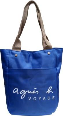 Classymart Women Blue PU Sling Bag