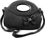 Chalissa Women Black Rexine Sling Bag