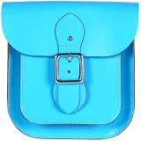 Viari Women Casual Blue Genuine Leather ...
