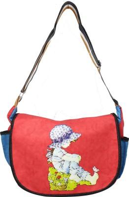 Hydes Girls, Women Multicolor Leatherette Sling Bag