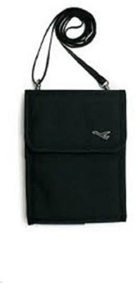 Ruby Girls Black Canvas Sling Bag
