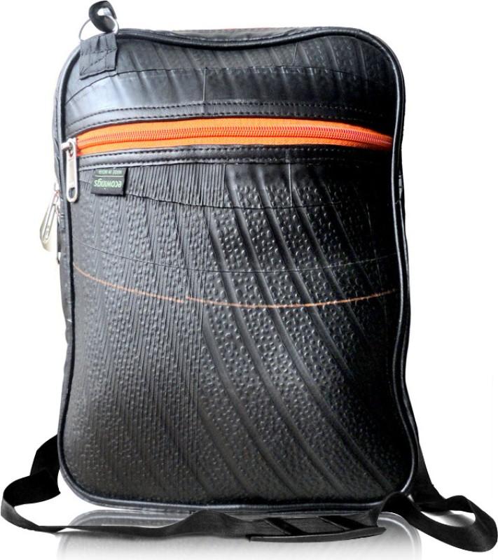 Ecowings Boys Casual Orange PU Sling Bag Robby