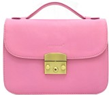 Cecille Women Casual Pink Genuine Leathe...