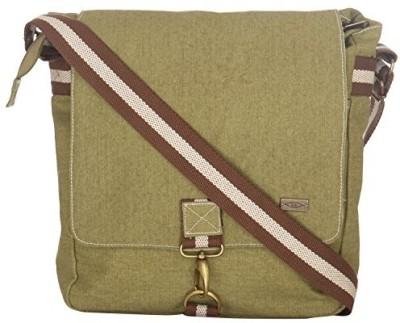 Kohl Boys, Girls Casual Green Canvas Sling Bag