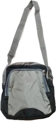 Navigator Men, Boys, Girls, Women Grey Polyester Sling Bag